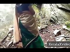 Desi sex with friend mom in forest